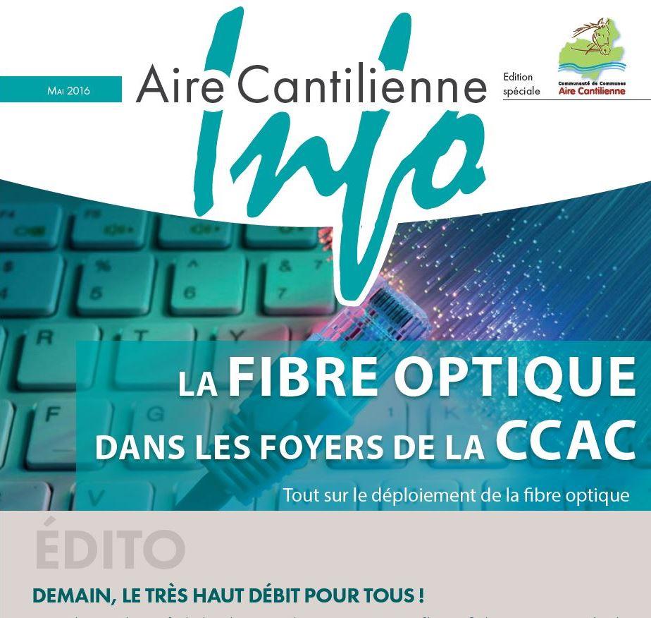 La fibre internet dans l'Oise